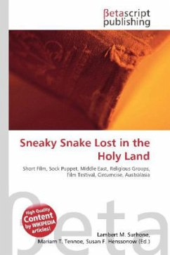 Sneaky Snake Lost in the Holy Land
