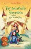 Vier zauberhafte Schwestern und ein Geist aus alten Zeiten / Vier zauberhafte Schwestern Bd.4
