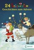 24 Lesepiraten-Geschichten zum Advent