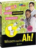 GENIAh!L - Phänomenale Erfindungen mit Shary und Ralph / Wissen macht Ah! Bd.1