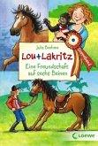 Eine Freundschaft auf sechs Beinen / Lou + Lakritz Bd.1+2
