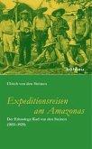 Expeditionsreisen am Amazonas