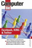 Facebook, Xing & Twitter