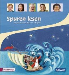 Spuren Lesen 3/4. Schülerband. Grundschule