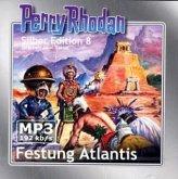 Festung Atlantis / Perry Rhodan Silberedition Bd.8 (2 MP3-CDs)