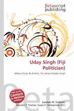Uday Singh (Fiji Politician)