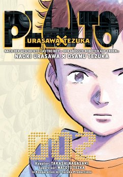 Pluto: Urasawa X Tezuka / Pluto: Urasawa X Tezu...