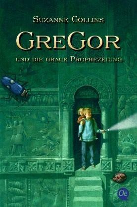 Buch-Reihe Gregor von Suzanne Collins