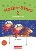 Mathe Stars 2. Grundwissen / Mathe-Stars Grundwissen Bd.2