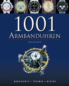 1001 Armbanduhren - Häußermann, Martin
