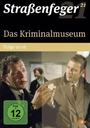 Das Kriminalmuseum I - Folge 01-16 (6 Discs)