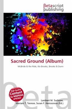 Sacred Ground (Album)