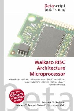 Waikato RISC Architecture Microprocessor