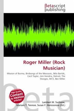 Roger Miller (Rock Musician)