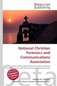 National Christian Forensics and Communications Association