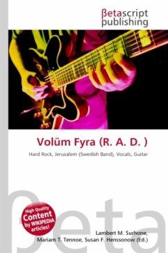 Volüm Fyra (R. A. D. )
