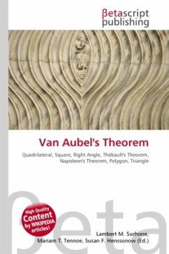 Van Aubel's Theorem