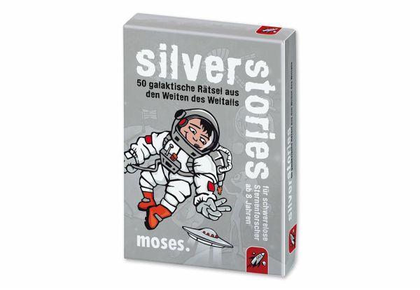 Moses Verlag - silver stories: 50 galaktische Rätsel