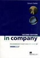 In Company Pre Intermediate Student's Book & CD-ROM Pack 2nd Edition - Clarke, Simon