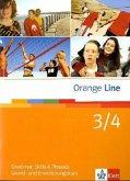 Orange Line. Grammatisches Beiheft zu Band 3 und 4