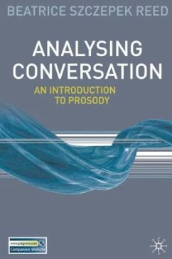 Analysing Conversation - Szczepek Reed, Beatrice