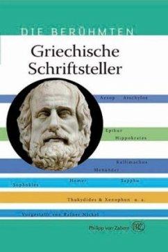 Griechische Schriftsteller - Nickel, Rainer