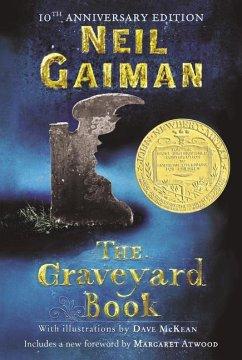 The Graveyard Book - Gaiman, Neil