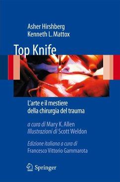 Top Knife - Hirshberg, Asher; Mattox, Kenneth L.