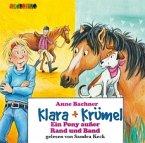 Ein Pony und zwei kleine Wunder / Klara & Krümel Bd.6, 2 Audio-CDs