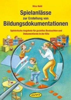 Spielanlässe zur Erstellung von Bildungsdokumen...