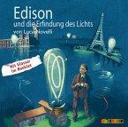 Edison und die Erfindung des Lichts / Lebendige Biographien (1 Audio-CD)