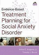 Evidence-Based Psychotherapy Treatment Planning for Social Anxiety DVD and Workbook Set - Jongsma, Arthur E.; Bruce, Timothy J.