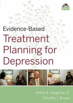 Evidence-Based Psychotherapy Treatment Planning for Depression DVD and Workbook Set - Jongsma, Arthur E.