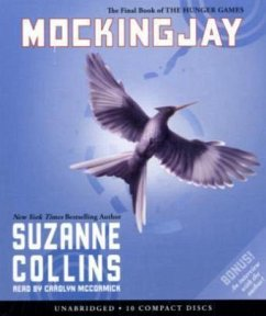 Mockingjay, 10 Audio-CDs