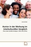 Humor in der Werbung im interkulturellen Vergleich
