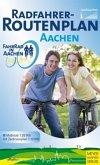 Radfahrer-Routenplan Aachen