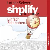 Simplify your time (MP3-Download)