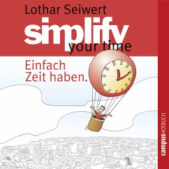 Simplify your time (MP3-Download) - Seiwert, Lothar