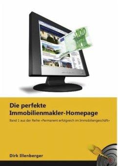 Die perfekte Immobilienmakler-Homepage