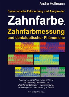 Systematische Erforschung und Analyse der Zahnfarbe, Zahnfarbmessung und dentaloptischer Phänomene - Hoffmann, André