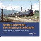 Neubau-Elektroloks der Deutschen Bundesbahn