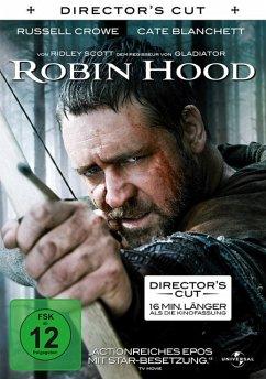 Robin Hood (2010) DVD - Russell Crowe,Marc Strong,Cate Blanchett