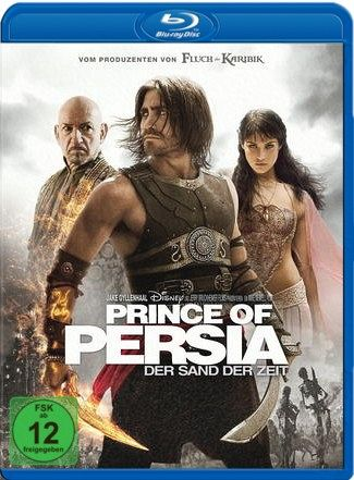 Prince of Persia - Der Sand der Zeit (Blu-ray + Digital Copy)