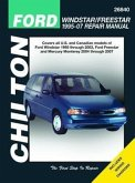 Ford Windstar/Freestar & Mercury Monerey, 2004-2007