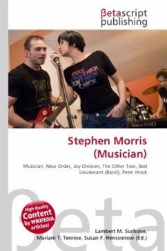 Stephen Morris (Musician)