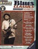 Blues Classics: Blues Play-Along Volume 8