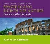 Spaziergang durch die Antike, 1 Audio-CD