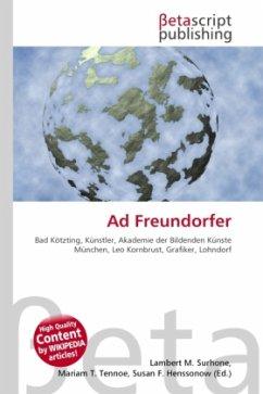 Ad Freundorfer