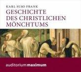Geschichte des christlichen Mönchtums, 2 Audio-CDs