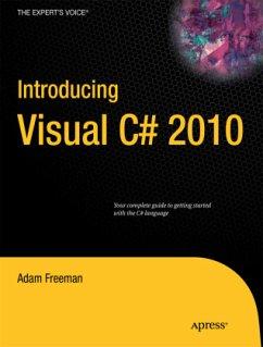 Introducing Visual C# 2010 - Freeman, Adam